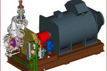 Турбогенераторы малой мощности
